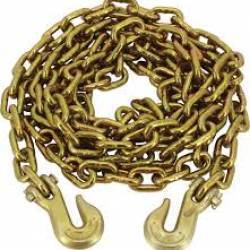 Grade 70 Transport Chain With Grab Hooks