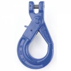Grade 100 Clevis Self Locking Hooks  (For Overhead Lifting)